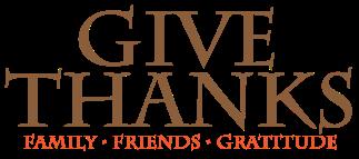 thanksgivinggivethanks
